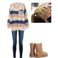 """""""Comfy Day"""" by abbyhill123 on Polyvore"""