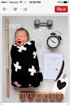 Birth announcement!