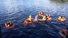 Boto-cor-de-rosa - Manaus - Amazonas AM - Brasil - Viagem Volta ao Mundo - Just Go #JustGo