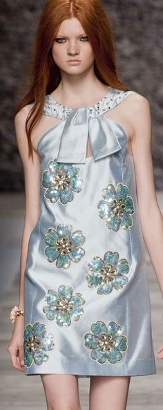 Blugirl S/S 2014 Milan Fashion Week  | The House of Beccaria