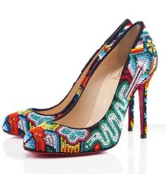 Louboutin...these are simply beautiful!!