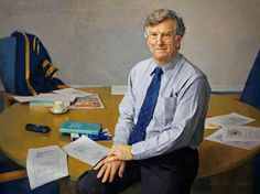 keith breeden(1956- ), sir adrian webb (b.1943), former vice-chancellor of the university of glamorgan (1992–2005), 2005. oil on canvas, 90 x 121 cm. university of glamorgan, uk http://www.bbc.co.uk/arts/yourpaintings/paintings/sir-adrian-webb-b-1943-former-vice-chancellor-of-the-univ159669