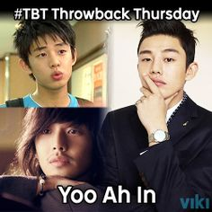 "#KDrama Actor Yoo Ah In Through the Years  Watch him in ""Secret Love Affair"""