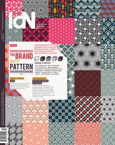 IdN v21n4: Pattern Special on Behance