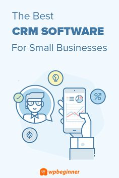 Looking for the best CRM software for your business? See our expert pick of the best CRM software for small businesses. Email Marketing Companies, Marketing Automation, Marketing Tools, Online Marketing, Digital Marketing, Small Business Software, Business Help, Photography Software, Crm System