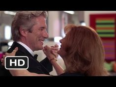 Shall We Dance - the 'rose' scene - one of the most romantic scenes in any movie
