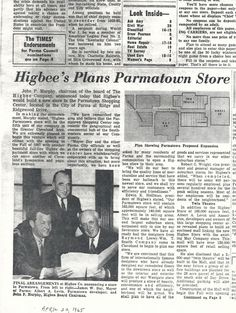 Take a look at Parmatown Mall's history from and read news clippings from the property's formative years. And when you're done reading memories shared by other readers, share your own.