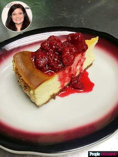 Alex Guarnaschelli Blogs: Treat Yourself with My Classic New York Cheesecake Recipe http://greatideas.people.com/2015/10/20/alex-guarnaschelli-new-york-cheesecake-recipe/?xid=socialflow_twitter_greatideas