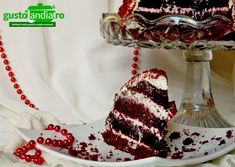 red velvet cake Velvet Cake, Red Velvet, Tiramisu, Birthday Candles, Ethnic Recipes, Food, Eten, Tiramisu Cake, Meals
