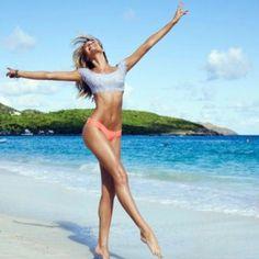 Abnehmen wie die Stars Trainingsplan: Schlanke Beine mit diesen 8 Übungen