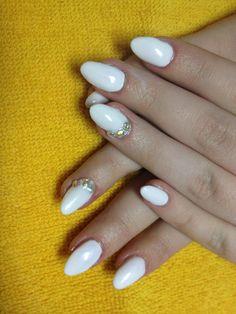 white gel lack