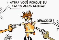 """JORNAL O RESUMO: Bom dia com Ariel Villanova - """"Maioridade penal, s..."""