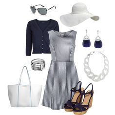 """""""Off to the Races"""" #MelBoteriStyled by jlgreenlaw on @Polyvore"""