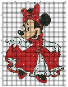 Cinderella Minnie Mouse