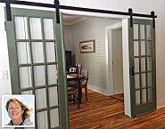 Sliding Barn Doors: A Story Behind Every Door