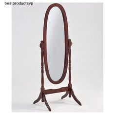 #Ebay #Wood #Floor #Mirror #Full #Length #Cheval #Standing #Bedroom #Cherry #Frame #Dressing #Tilt