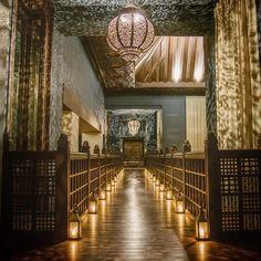Photo of Al Ain restaurant entrance  Royal Palm Marrakech
