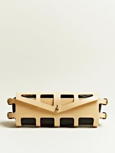 Fleet Ilya women's Harnessed Clutch from their S/S 12 collection