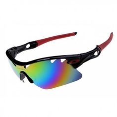 e066478413 Oakley RadarLock Path Black Red Frame Colors Lens deal online