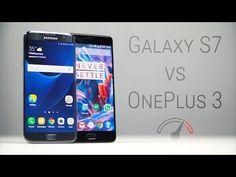 OnePlus 3 vs Samsung Galaxy S7 in un test di velocità | Video  #follower #daynews - http://www.keyforweb.it/oneplus-3-vs-samsung-galaxy-s7-un-test-velocita-video/