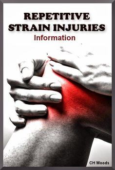 FREE EBOOK: REPETITIVE STRAIN INJURIES - Information by CH Woods of Organic and Environmental Products Repetitive Strain Injury, Environmental Health, Free Ebooks, Helpful Hints, Woods, Organic, Products, Useful Tips, Woodland Forest