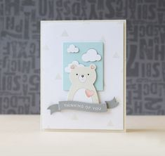 SSS-Picture Book Love Bear & Sky