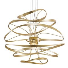 Buy the Corbett Lighting Gold Leaf Direct. Shop for the Corbett Lighting Gold Leaf Calligraphy Light Wide Integrated LED Globe Chandelier and save. Led Pendant Lights, Pendant Lighting, Light Pendant, Ceiling Light Fixtures, Ceiling Lights, Craft Iron, Corbett Lighting, Globe Chandelier, Chandeliers