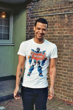 raleigh ritchie | Jacob Anderson (listen to stronger than ever) xx