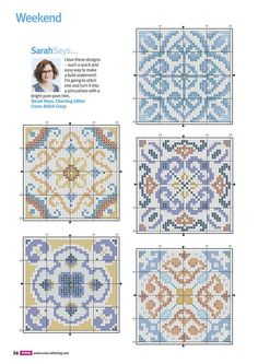 Thrilling Designing Your Own Cross Stitch Embroidery Patterns Ideas. Exhilarating Designing Your Own Cross Stitch Embroidery Patterns Ideas. Mini Cross Stitch, Cross Stitch Borders, Cross Stitch Charts, Counted Cross Stitch Patterns, Cross Stitch Designs, Cross Stitching, Needlepoint Patterns, Cross Patterns, Embroidery Patterns