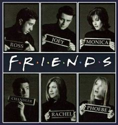 My favorites is Monica & Phoebe By: sam