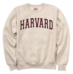 Harvard Pro-Weave Crewneck (S) Cute Comfy Outfits, Casual Outfits, Fashion Outfits, Winter Outfits, Hoodie Sweatshirts, College Sweatshirts, Harvard Sweatshirt, Harvard Shirt, Sweatshirts
