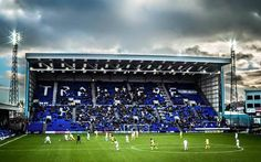Why We Always Go Back For More. On the essence of lower league football fandom, especially Tranmere Rovers. By Ryan Ferguson.
