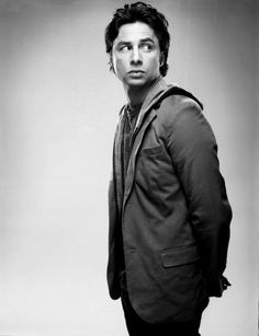 Zach Braff - SCRUBS - to this day, my favorite line  - when he says that Apple-tini's make him feel fancy - still kills me...god that show was funny!!!!!!