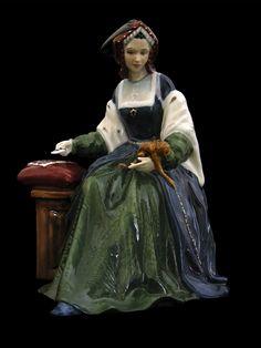 Royal Doulton - Катериа Арагонская