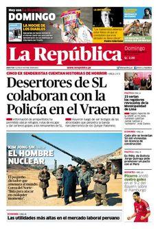 LaRepublica Lima - 31-03-2013