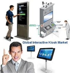 The Global #InteractiveKiosk #market to grow at a CAGR of 14.81 percent over the period 2012-2016. One of the key factors contributing to this market growth is the increase in the adoption of interactive kiosk...