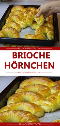BRIOCHE HÖRNCHEN 😍 😍 😍 You are in the right place about mini pastry Here we offer you the most beautiful pictures about the pastry recipes you are loo Homemade Soft Pretzels, Pretzels Recipe, Dog Recipes, Pastry Recipes, Brown Recipe, Frozen Puff Pastry, Bakery Cakes, Vegetable Drinks, Healthy Eating Tips