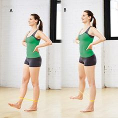 Leg and Butt Exercises from the Radio City Rockettes: Lower Body Workout
