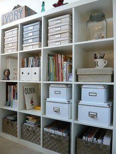 Great office organization design!