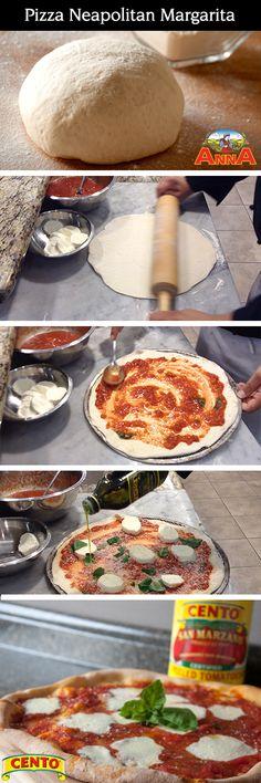 Pizza Neapolitan Margarita