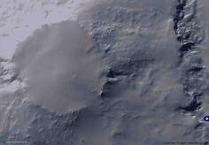 Satellite Detects MASSIVE Object Under Antarctica (Video)   Stillness in the Storm