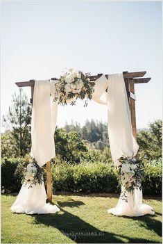 100 hermosos arcos de boda y toldos