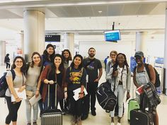 And they're off! #Havana #Cuba Spring students are headed abroad!  #ispyapi #apiabroad #studyabroad