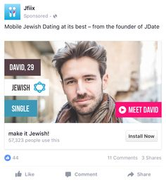 Best dating advertisement