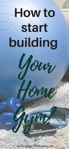 Do you want to avoid the gym and work out at home? Check these things you might need.