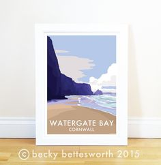Watergate Bay - BeckyBettesworth