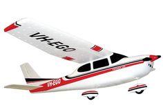 New Cessna 182 Remote Airplane Plane RC R C Trainer RTF Radio Parkflyers $199.99| eBay