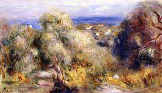 Pierre-Auguste Renoir, Le Cannet