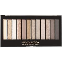 Dupe for Urban Decay Naked 2    Makeup Revolution Iconic 2 Redemption Eyeshadow Palette