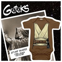 A Jedi baby onesie?!!?!?! TAKE MY MONEY!!!!